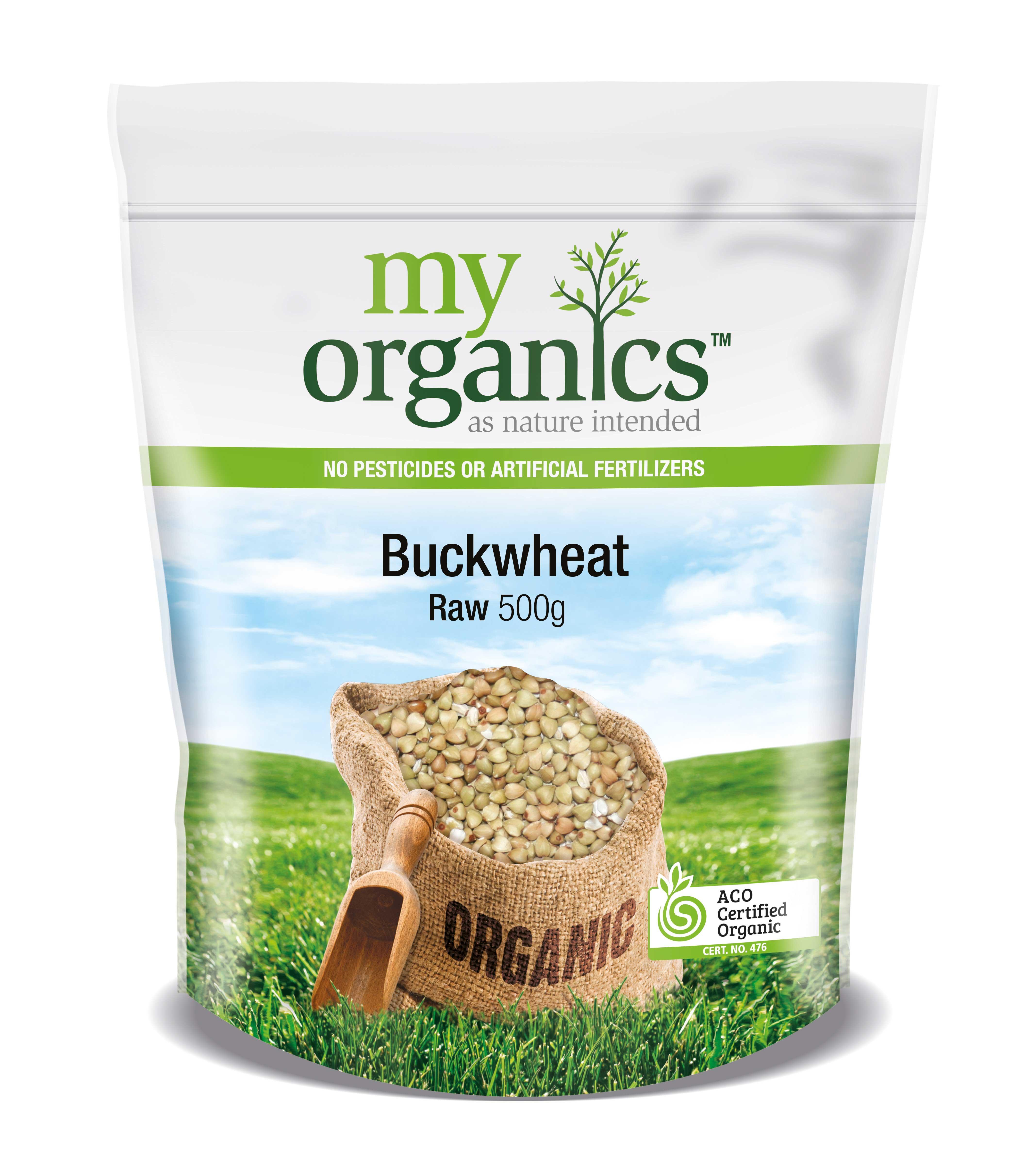 Buckwheat Raw