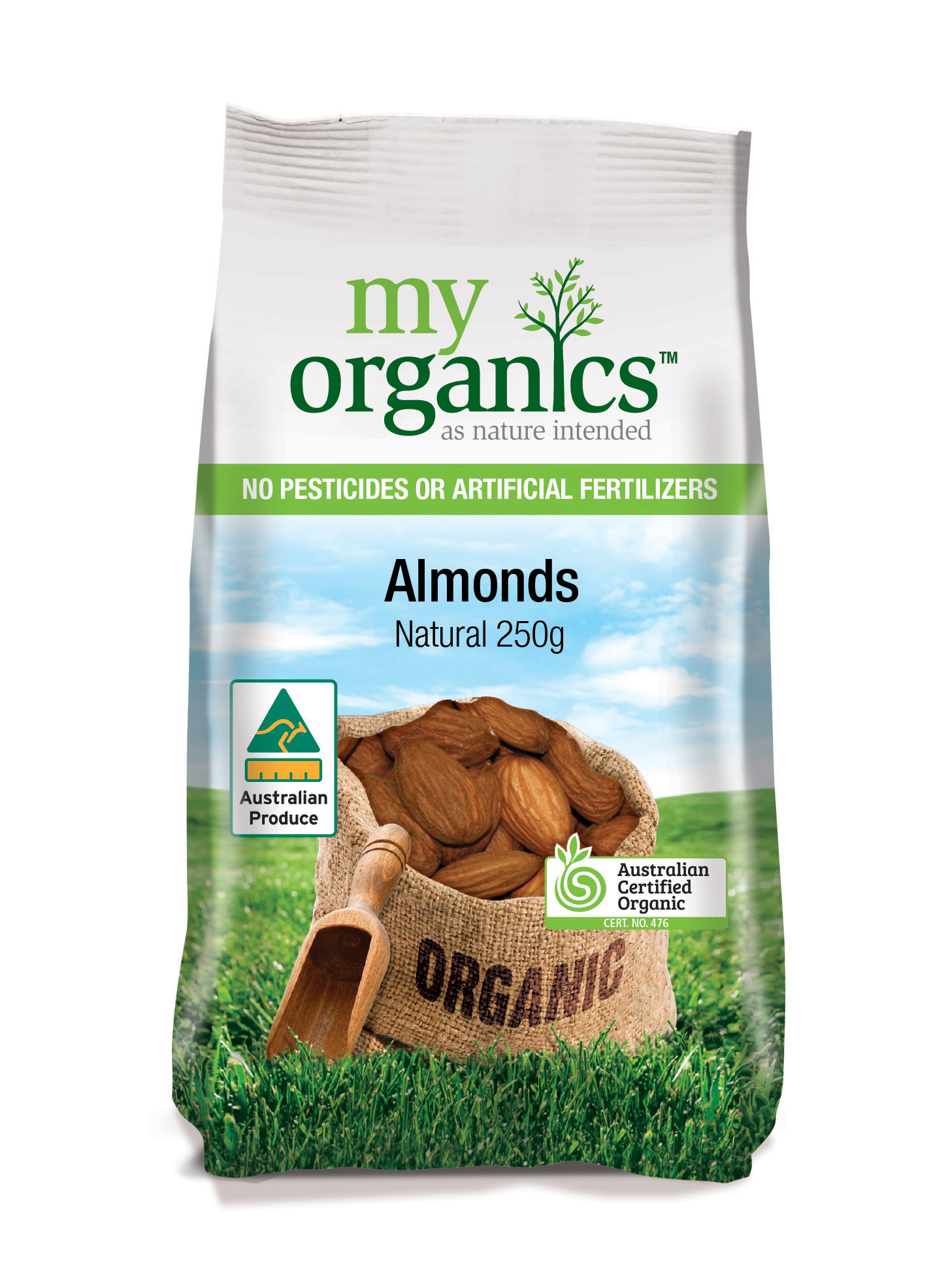 Almonds Australian Natural