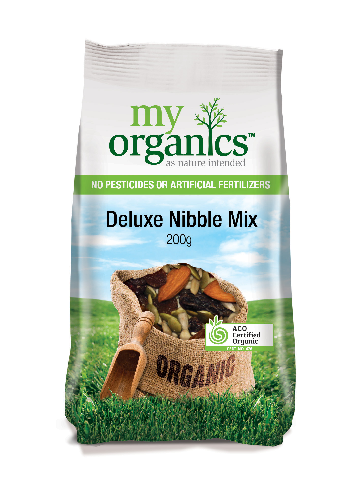 Deluxe Nibble Mix