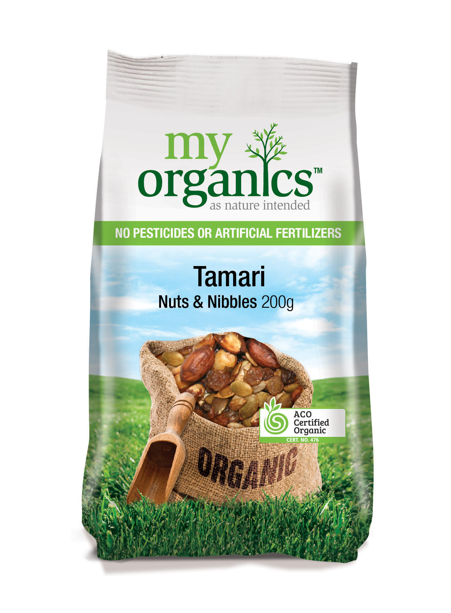 Tamari Nuts and Nibbles