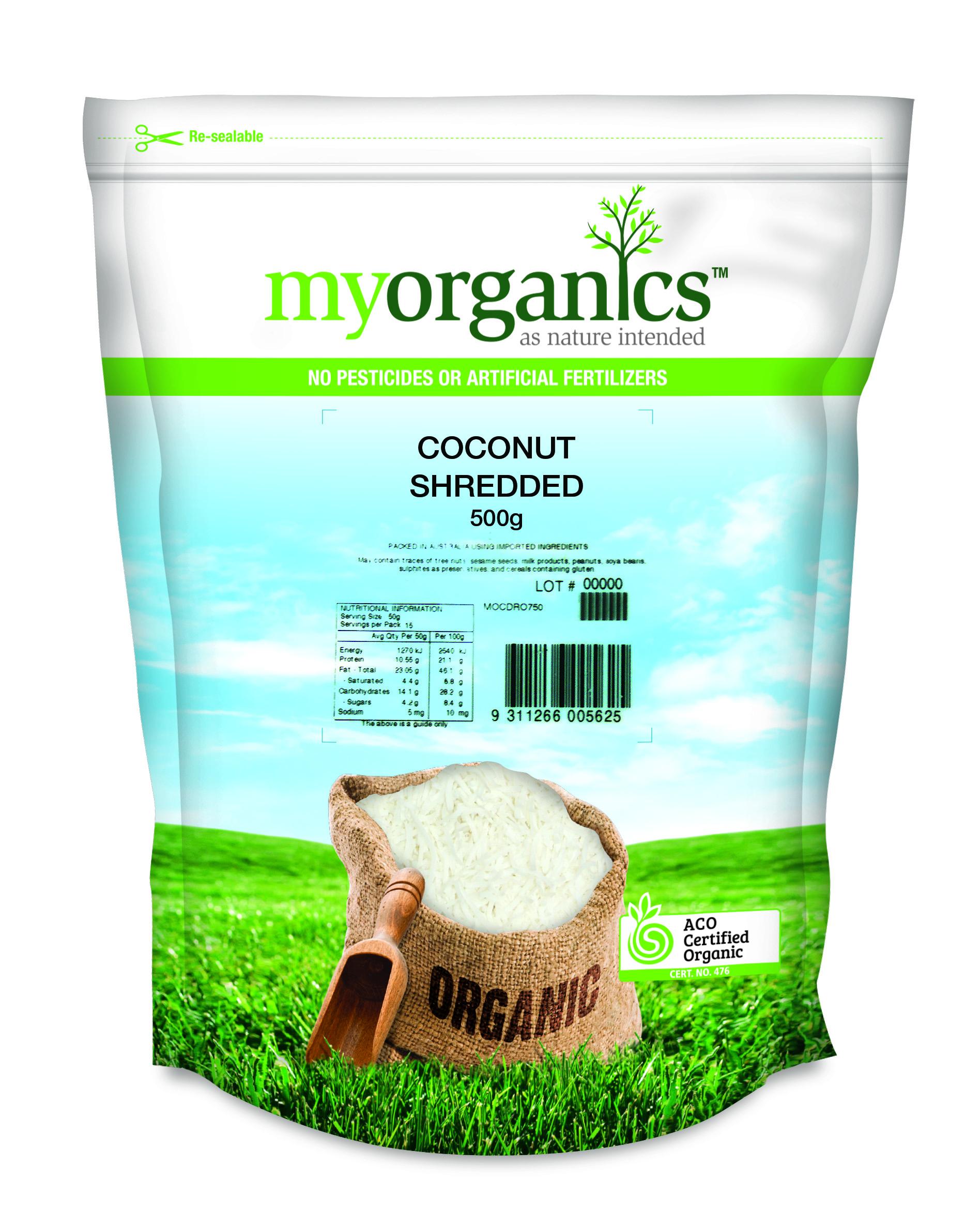Coconut Shredded